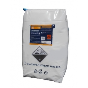 Cloramina T pulbere - 25 kg.