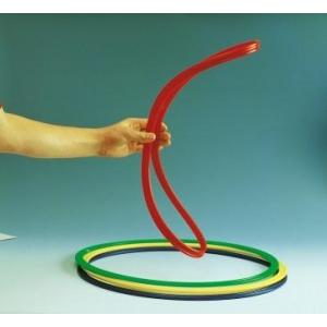 Cerc gimnastica plat, 65cm