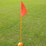 Set 4 fanioane corner fotbal